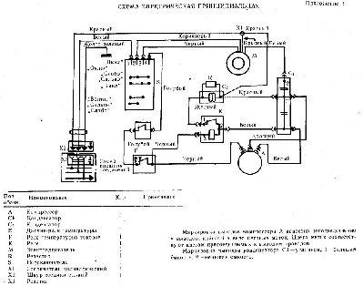 Кондиционер lg neo plasma схема электрическая6