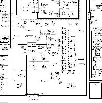 Lg cf 20d70 схема 994