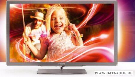 LCD телевизор филипс
